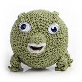 Heegeldatud pall - krokodill