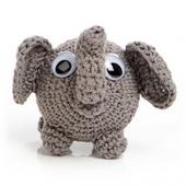 Heegeldatud pall - elevant